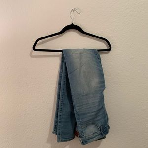 Hollister Jeans - Hollister Super Skinny High-Rise Jeans